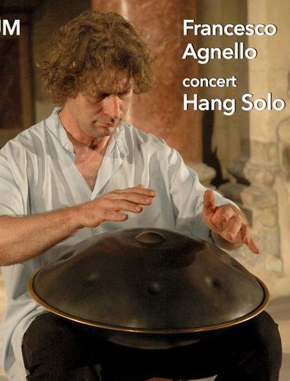 Francesco Agnello au Hang